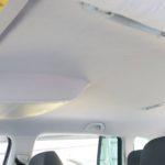 フォルクスワーゲン,トゥーラン,ルーフライニング,天井,張替え,修理,神奈川県,横浜市