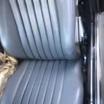メルセデスベンツ,R107,レザーシート,擦れ,劣化,修理,神奈川県,海老名市